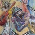 Music Man by Lee Anne Stieglitz
