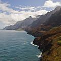 Na Pali Coastline by Shawn Young