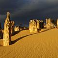 Nambung Desert Australia 1 by Bob Christopher