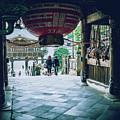 Naritasan Temple by Nisah Cheatham