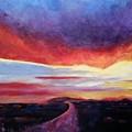 Narrow Road To Life by Patty Mowatt
