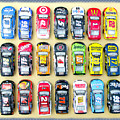Nascar Collection by Bruce Roker