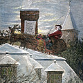 Nast: Santa Claus by Granger