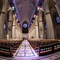 National Cathedral - 3 by David Bearden
