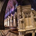 National Cathedral by David Bearden