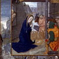 Nativity With Shepherds by Granger