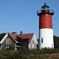 Nauset Lighthouse by Gina Cormier