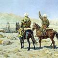 negotiators Surrender - Go to hell 1873 Vasily Vereshchagin by Eloisa Mannion