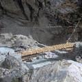 Nepal Bridge by Chris Bradley