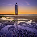 New Brighton Lighthouse by Peter OReilly