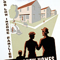 New Deal: Wpa Poster by Granger