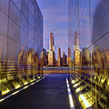 New Jersey Empty Sky 9-11 Memorial by Allen Beatty