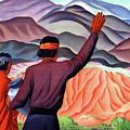 New Mexico And Arizona Rockies by Long Shot