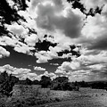 New Mexico Clouds by David Patterson