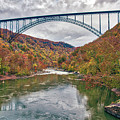 New River Gorge Bridge by Andy Crawford