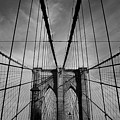 New York City - Brooklyn Bridge by Thomas Richter