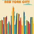 New York City by Nicole Wilson