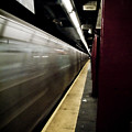 New York City Subway by Patrick  Flynn
