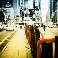 New York Times Square by Dapixara Art
