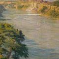 Niagara Falls by Philip L Hale