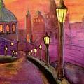 Prague by Carolyn Curtice