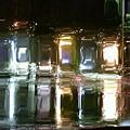 Night Reflections by Zenya Zenyaris