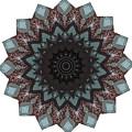 10448 Night Shift Kaleidoscope by Colin Hunt