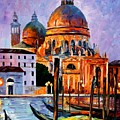Night Venice by Leonid Afremov