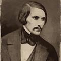 Nikolai Gogol by Afterdarkness