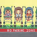 No Parking Zone by Kenji Lauren Tanner