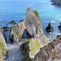 Nohoval Cove - Ireland by Joana Kruse