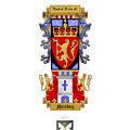 Norskog Coat Of Arms by Anne Norskog