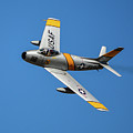 North American F-86 Sabre by Tommy Anderson