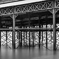 North Pier Blackpool by Mike Walker