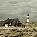 North Sea Lighthouse - Germany by Jonny Joka