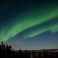 Northern Lights - Fairbanks Alaska by Galeria Trompiz