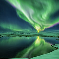 Northern Lights by Bragi Kort