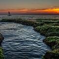 Romantic Sunset by Bilal Zedan