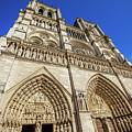 Notre Dame Paris by Benny Marty