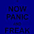 Now Panic 25 by Rob Hans