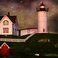 Nubble Light  by Kim Blaylock