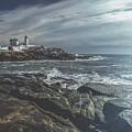 Nubble Lighthouse by Bob Orsillo