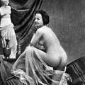 Nude Posing, 1855 by Granger