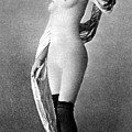 Nude Posing, C1888 by Granger
