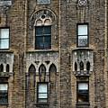 Ny Bricks 3 by Chuck Kuhn