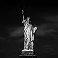 Nyc Miss Liberty by Nina Papiorek