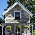 Oak Bluffs Cottage by John Greim