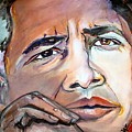 Obama II by Valerie Wolf