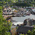 Oban Scotland by Gregory Dyer