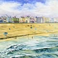Ocean City Maryland by Melly Terpening
